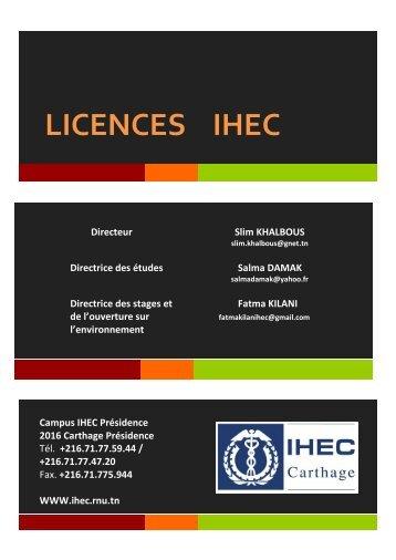 Visualisez le fichier [pdf] - IHEC