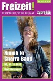 Niamh Ni Charra Band - Zypresse