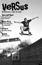 Secret-Spot RoadTrip Comix: Musik: - Intro