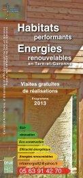 PDF, 1.3 Mo - Conseil Général de Tarn et Garonne - Agenda