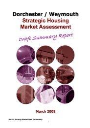 Dorset Housing Market Area Partnership - Dorsetforyou.com