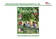 LandIDEE - WAZ Zeitschriften Marketing