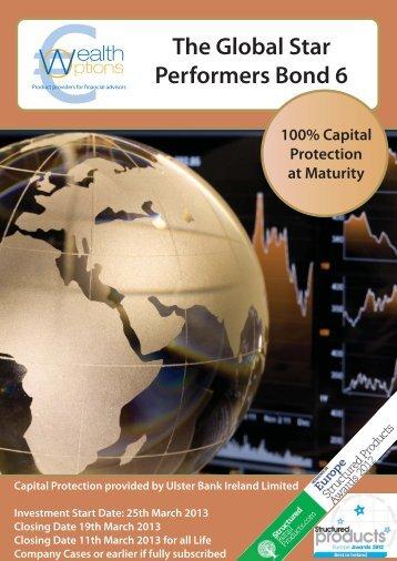 The Global Star Performers Bond 6 - Adelphi Financial Brokers