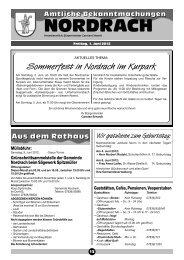 Amtsblatt_01-06-2012 - Gemeinde Nordrach