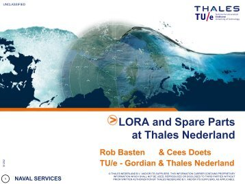 LORA Spares - LNMB