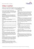 Villaägarnas bilförsäkring En medlemsförmån som tål en krock. - Page 2