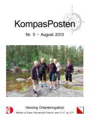 2013 nr. 5 - Herning Orienteringsklub