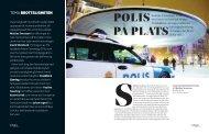 Mattias Svensson Polis på plats - Magasinet Neo
