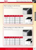 2 Profiles for design flooring - Repac - Page 6