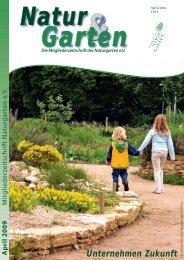 Unternehmen Zukunft - Naturgarten eV