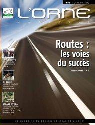 OM81 1à17.indd - Conseil Général de l'Orne