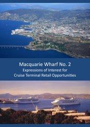 Macquarie Wharf No. 2 - Tasports