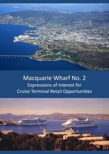 Macquarie Wharf No. 2 - Tasports