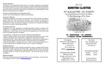 July 7, 2013.pdf - St. Augustine Catholic Church