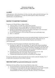 Guidelines- Inducerad abort - SFOG