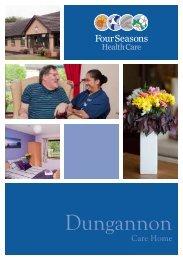 Dungannon Brochure - Four Seasons Health Care