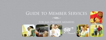 Guide to Member Services - AAA Carolinas