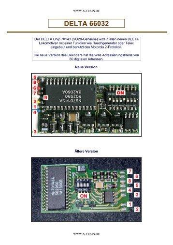 DELTA 66032 - modelbaan.