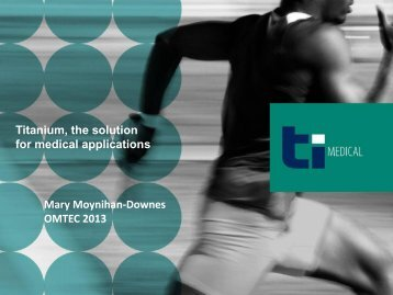 View/Download Presentation - omtec