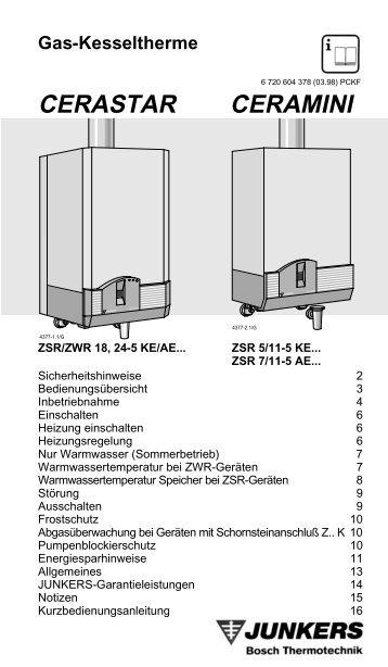 Cerastar ZWR 24-5