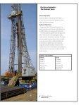 TESCO TOp drivES - TESCO Corporation - Page 5