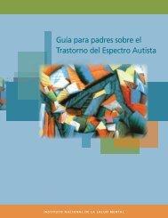 Guía para padres sobre el Trastorno del Espectro Autista - NIMH