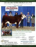 2012 Semen & Embryo Directory - Canadian Hereford Association - Page 4