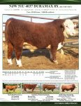 2012 Semen & Embryo Directory - Canadian Hereford Association - Page 7