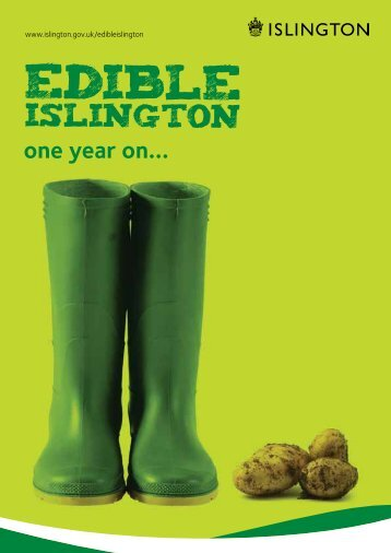 one year on... - Islington Council