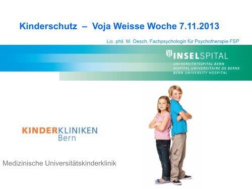 Kinderschutz – Voja Weisse Woche 7.11.2013