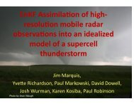 Assimilation of High-Resolution Mobile Radar Observations into an ...