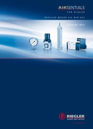 KaTaloG 2012 - Wille GmbH