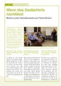 pflegeforum - Kirchliche Sozialstation Unterer Neckar - Seite 6