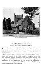 NØRRE HERLEV KIRKE - Danmarks Kirker - Nationalmuseet