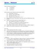 Quizz… Histoire p. 1 - Pass Education - Page 3