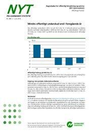 juni-version - Danmarks Statistik