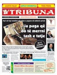 Ja paga që do të merrni tash e tutje Hyri në fuqi ... - Tribuna News