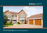 4 The Pickerings, Brixworth, Northamptonshire