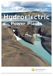 Hydroelectric Power Plants - Mannvit