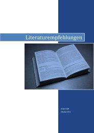 Literaturempfehlungen - Flugplätze der Luftwaffe 1934 – 1945