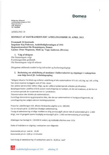 14214 Afd.møde referat ekstraordinær 18-04-2013 - Domea