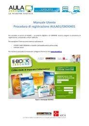 Manuale Utente Procedura di registrazione AULA01 ... - A. Malignani