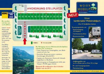 Broschüre - Camping Bannwaldsee