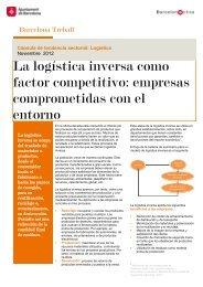 La logística inversa como factor competitivo ... - Barcelona Treball