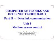 COMPUTER NETWORKS AND INTERNET TECHNOLOGY Part II 0 ...