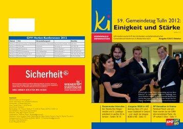 Einigkeit und Stärke - SPÖ Gemeindevertreterverband NÖ