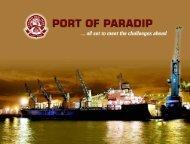 Download PDF Format - Paradip Port
