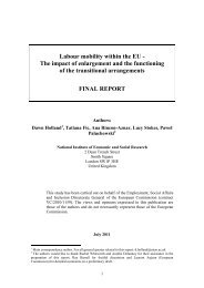 Labour mobility within the EU - European Commission - Europa
