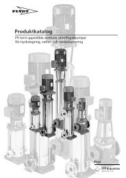 PX sve - Water Solutions