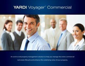NL-Voyager Commercial - Yardi
